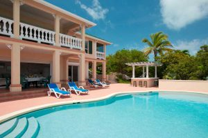 Things to do in Turks and Caicos at Emerald Shores Main House Pool and Patio