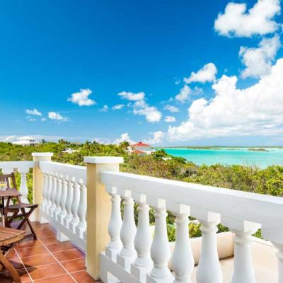 Emerald-Shores-Guesthouse-Balcony-and-Chalk-Sound-View