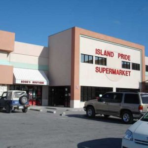 Island Pride Supermarket on Turks and Caicos