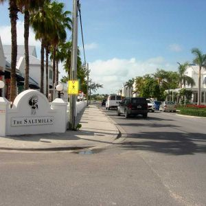 The-Salt-Mills-Shopping-Plaza - One of the things to do in Turks and Caicos